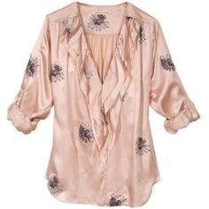 Rebecca Taylor Top - I own this already! :D