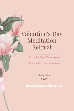 Online Meditation, Meditation Retreat, Finding True Love, True Nature, People Of The World, Stress And Anxiety, Happy Valentines Day, Helping People, Life Is Good
