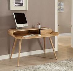 Jual Furnishings Clary Laptoptafel One Ash Eiken