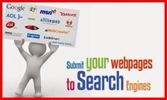 How to Submit Your Site to More than 100 Search Engines Free . Check out to add a website to Search Engines Free with complete detail.