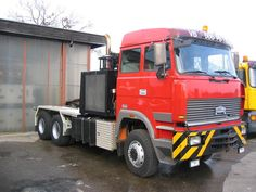 TITAN with IVECO cab