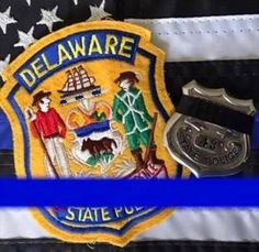 We honor and remember Cpl. Stephen J. Ballard of the Delaware State Police.