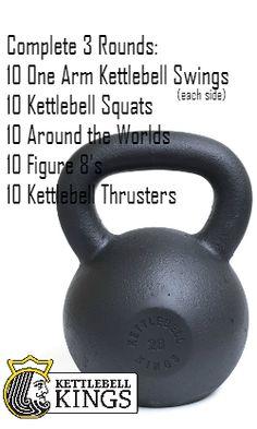 kettlebell workout, kettlebell, kettlebell circuit, kettlebell exericse