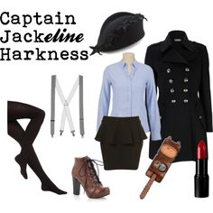 Captain Jack[eline] Harkness - MUST DO THIS FOR FANEXPO!!!!