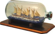 Learn how to build your own ship in a bottle. Perfect for any waterfront homeowner or anyone that just loves living by the sea.