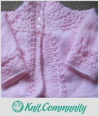EDITOR'S CHOICE (07/20/2015) Jacket by mobilecrafts View details here: http://knit.community/creations/1000-jacket