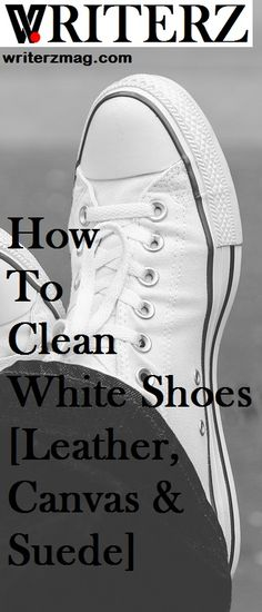 e4a1fdccd9 9 Best How to clean white shoes images in 2017 | Cleaning white ...