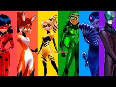 Miraculous ladybug Rena rouge queen bee nino y donde chat noir Los Miraculous, Peacock Miraculous, Ladybug And Cat Noir, Ladybug Comics, Ladybug Cartoon, Marinette And Adrien, Bugaboo, Anime, Queen Bees