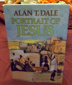 Portrait of Jesus by Alan T. Dale 1979 by TheLazyBeeBookstore
