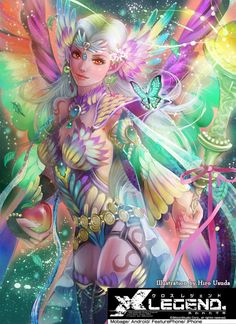 X LEGEND.|FairyQueen by Hiro Usuda HiroUsuda