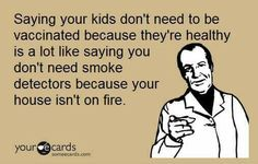 A vaccine for fire?