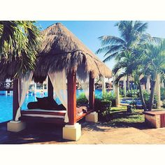 Cabanas at Now Sapphire Riviera Cancun