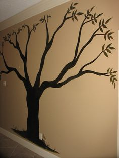 Family Tree Wall...I'd like to do this in my new house and include photos with friends in it too