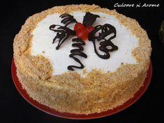 Foi de tort – Culoare si Arome Cake, Desserts, Food, Tailgate Desserts, Deserts, Kuchen, Essen, Postres, Meals