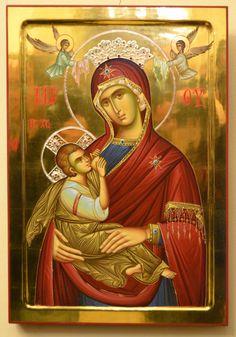 Παναγία Γαλακτοτροφούσα / Theotokos Galaktotrophousa (Madonna Lactans)