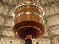 Centre Pompidou, Traces du sacré : Yong Ping, Ehi Ehi Sina Sina, 2006. Moulin à  prière monumental