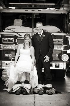 Me and my fireman