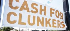 Did the Cash for Clunkers program really work?