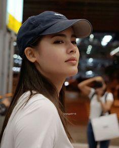 Cr. IG @orangene18 | Bangkok Thailand #yayaurassayas Mark Prin, Beautiful Women, Simply Beautiful, Biker Girl, Hollywood Celebrities, Celebrity Couples, Girl Model, Woman Face, Asian Beauty