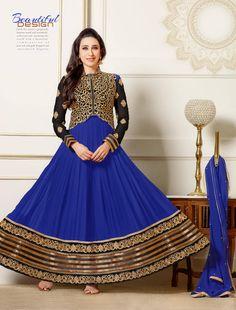 Online Anarkali Dresses at Mirraw.com
