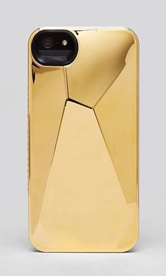 MARC BY MARC JACOBS iPhone 5 5s Case - Metallic Faceted 36dd9f754eaad