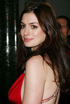 Celebrity Hairstyles Anne Hathaway