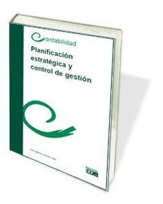 LIBRO: Planificación estratégica y control de gestión http://www.cef.es/libros/planificacion_estrategica_control_gestion.html