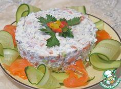 Тартар из слабосоленой семги - кулинарный рецепт