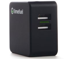 Limefuel Dual Port USB 4.8A Wall Charger: Tiny and powerful | TUAW: Apple news, reviews and how-tos since 2004