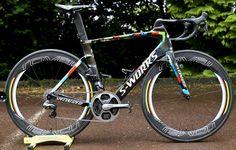Check Out Peter Sagan's Tricked-Out Tour de France Bike