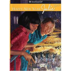American Girl Happy New Year Julie Book Series #AmericanGirl #HolidayGifts