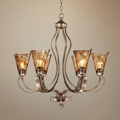 Franklin Iron Works™ Amber Scroll 31 Wide Chandelier - over the dining table Wrought Iron Chandeliers, Large Chandeliers, Foyer Chandelier, Chandelier Lighting, Medieval, Transitional Chandeliers, Iron Decor, Light Art, Interiores Design