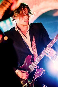 Jamie Cook #guitarinsp
