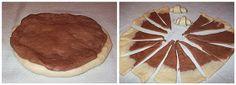 diana's cakes love: Cornulete fragede cu nuca de cocos- in doua culori Pie, Desserts, Chef Recipes, Kochen, Torte, Postres, Tart, Fruit Cakes, Deserts