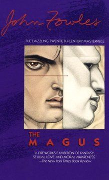 The Magus - dark and creepy