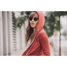 More for @americangiant's #BeGiant campaign. Shot in Brooklyn featuring @natalieoffduty