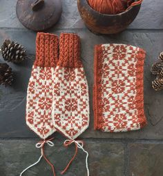Knitting Projects, Crochet Projects, Knitting Patterns, Sewing Projects, Projects To Try, Knitting Ideas, Knit Mittens, Knitted Hats, Fair Isle Knitting