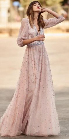 27 Wedding Guest Dresses For Every Seasons & Style - Wedding guest attire - Mode Sexy Dresses, Beautiful Dresses, Awesome Dresses, Mini Dresses, Flower Dresses, Beach Dresses, Pastel Color Dress, Pastel Colours, Pastel Pink