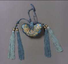 Китайские мужские сумочки. 19 век.