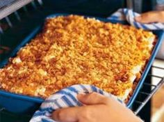 Funeral Potatoes a must with funeral sandwiches!! (See below)