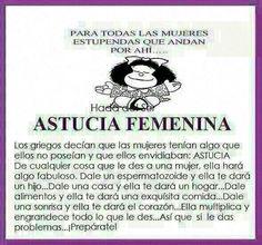 Resultado de imagen para mafalda frases en español