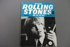 Original January  1965 The Rolling Stones  Monthly Book #8