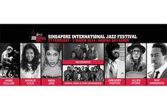 Singapore International Jazz Festival 2014 http://www.thejazzspotlight.com/singapore-international-jazz-festival/