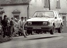 SKODA 120/130 Flying Car, My Childhood Memories, Rally Car, Mad Men, Car Ins, Old Cars, Romania, Vintage Cars, Classic