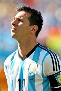 Lionel Messi Photos: Argentina v Switzerland