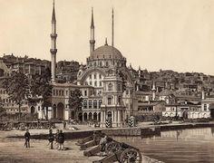 [Ottoman Empire] Istanbul, Tophane (Osmanlı İstanbulu, Tophane)