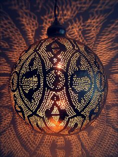 Elegant  DIY Home Arabic lamp