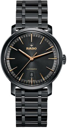 Rado Watch Diamaster XL #bezel-fixed #bracelet-strap-ceramic #brand-rado #case-material-ceramic #case-width-41mm #date-yes #delivery-timescale-call-us #dial-colour-black #gender-mens #luxury #movement-automatic #official-stockist-for-rado-watches #packaging-rado-watch-packaging #style-dress #subcat-diamaster #supplier-model-no-r14073162 #warranty-rado-official-2-year-guarantee #water-resistant-100m