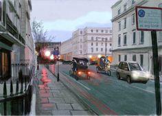 Artists portfolios - Rick - SMUDGE PENCIL London