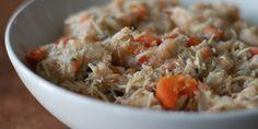 Chicken Stew in the Crock Pot!